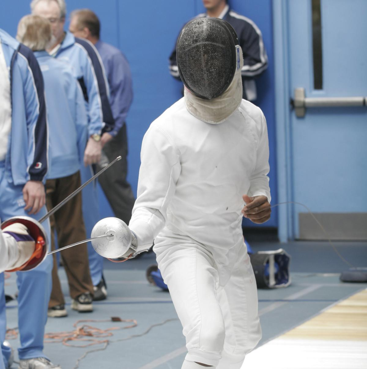 Watch Emily Jacobson saber fencer video