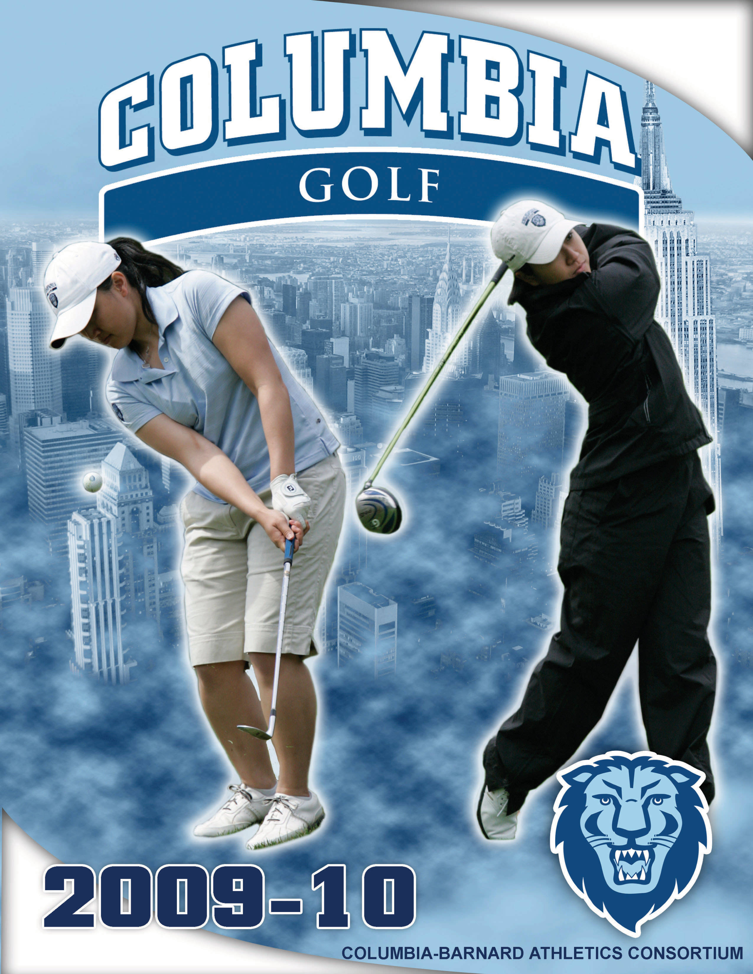 2009-10 Columbia University Women's Golf Media Guide Now ...