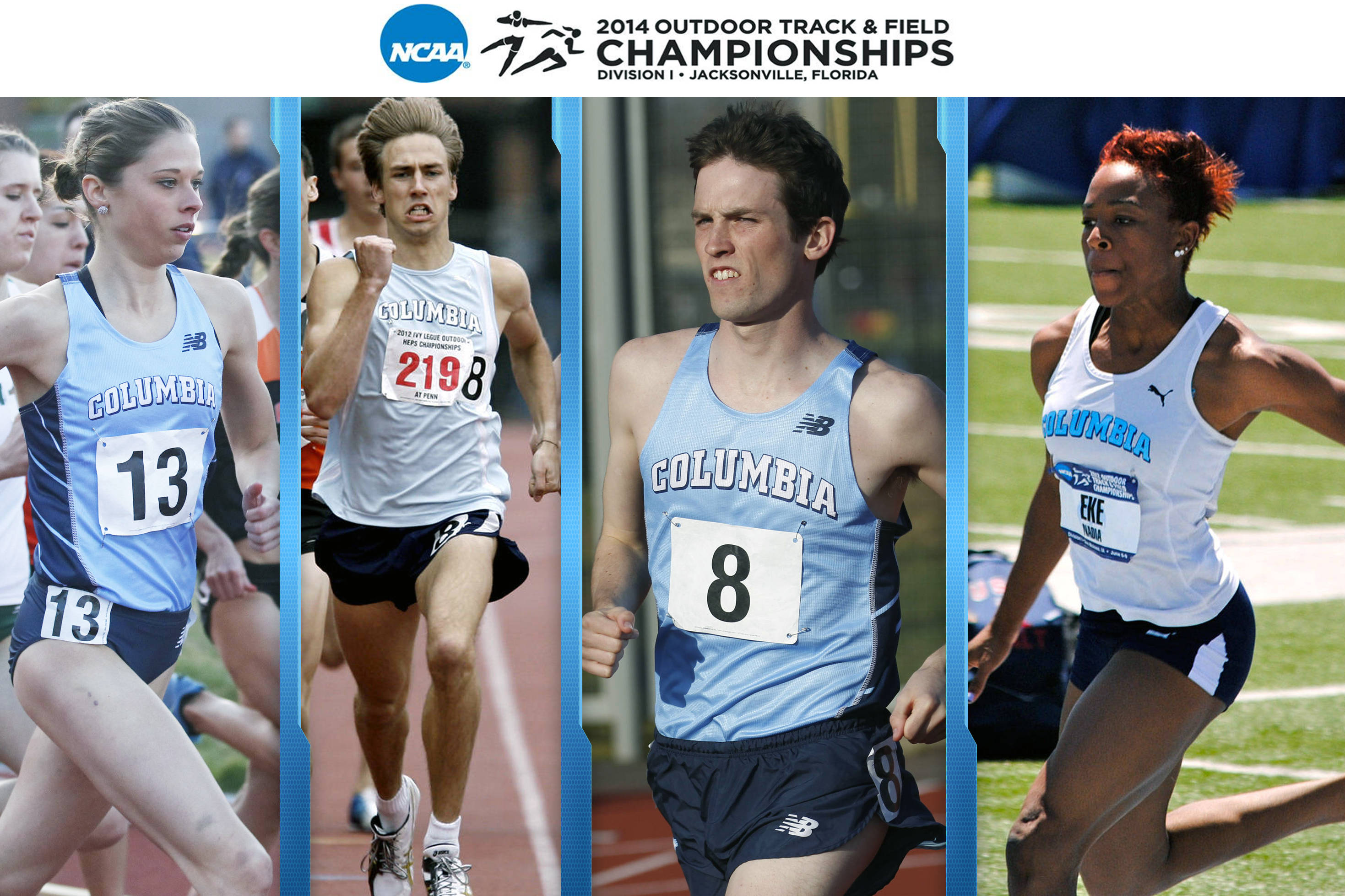 Track & Field Sends 14 To NCAA East Regional Championships