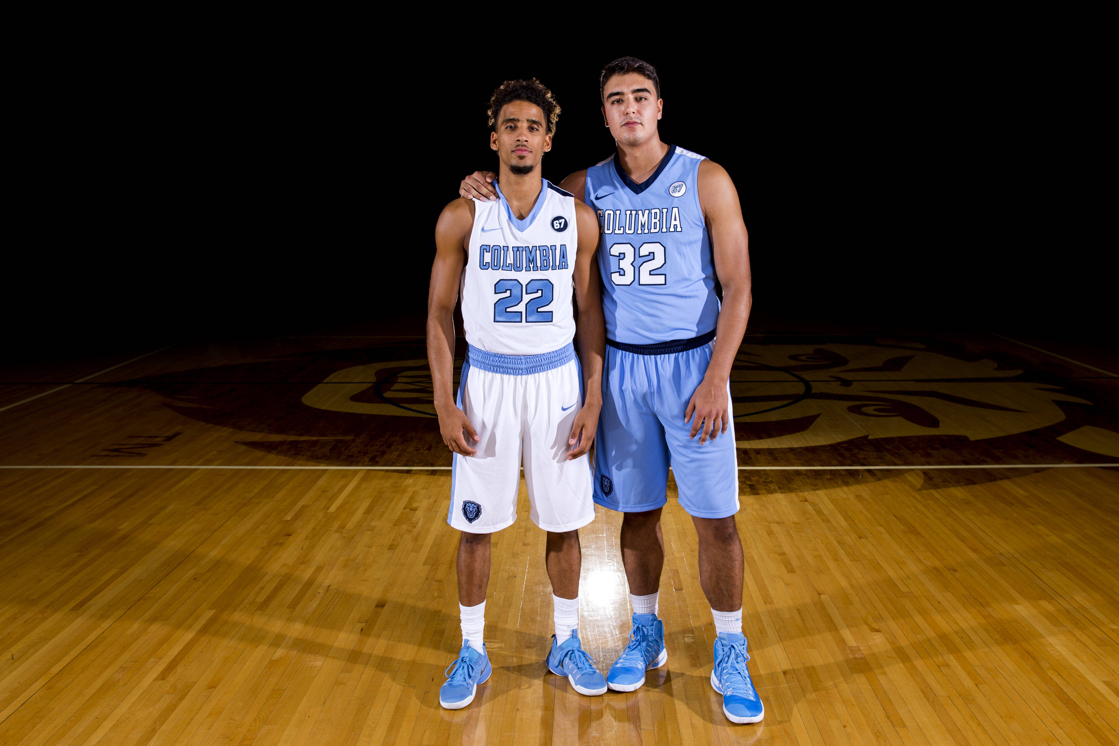 on sale efd18 53b9e Men's Basketball Unveils New Uniforms for 2016-17 - Columbia ...