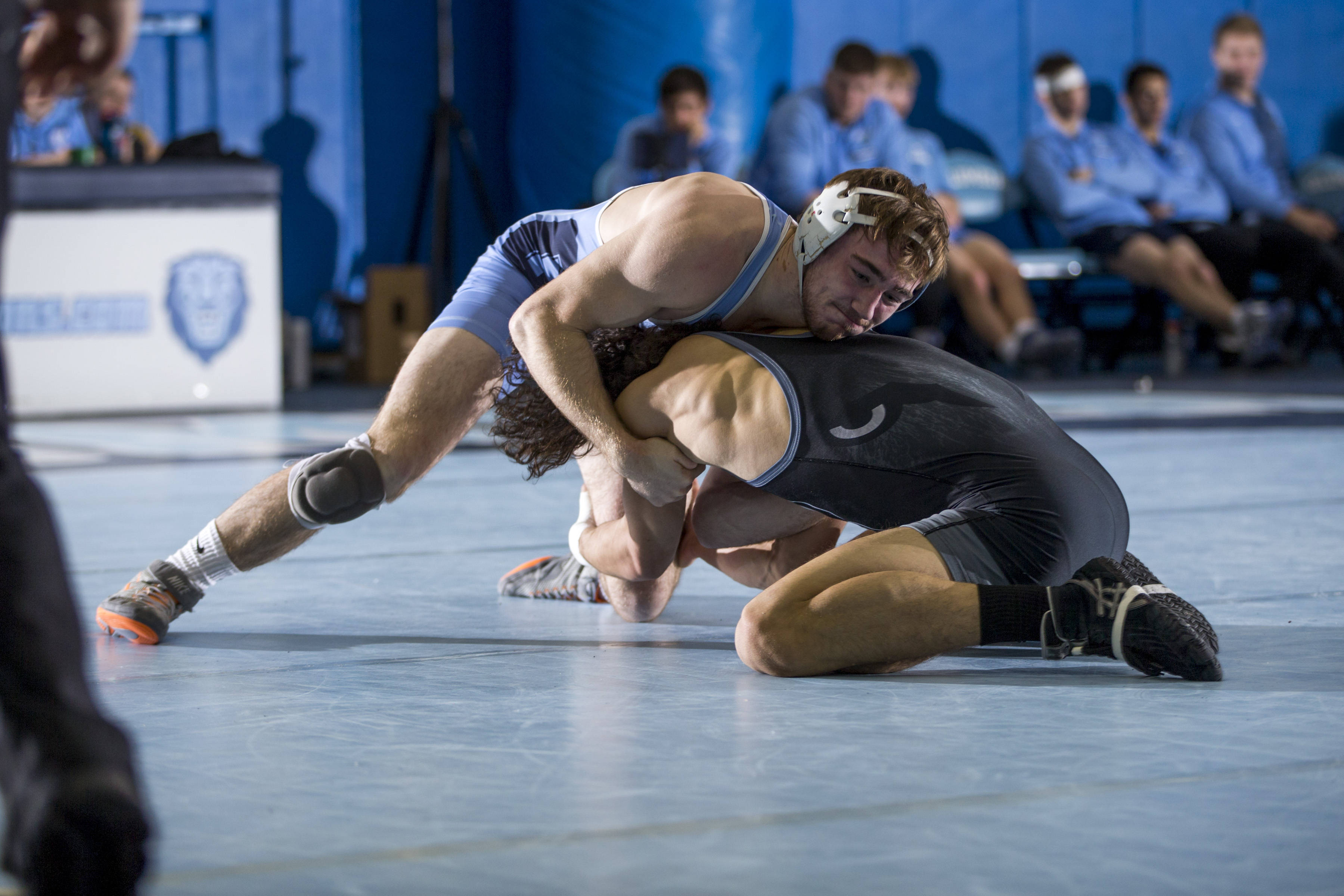 on sale 8c39d baad4 Wrestling Hosts Bucknell, Lock Haven This Weekend