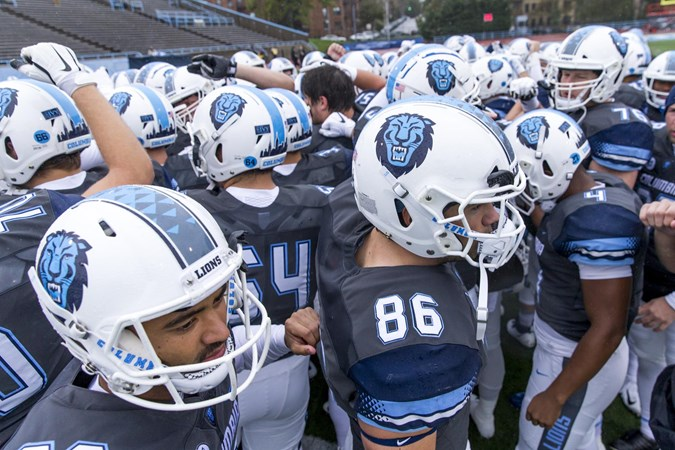 Ten Football Players Earn All-Ivy League Honors - Columbia