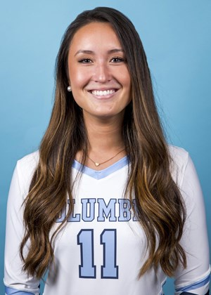 Natasha Kosowicz - Volleyball - Columbia University Athletics