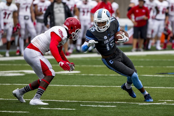 Football Claims Win Over Montclair State in Scrimmage - Columbia