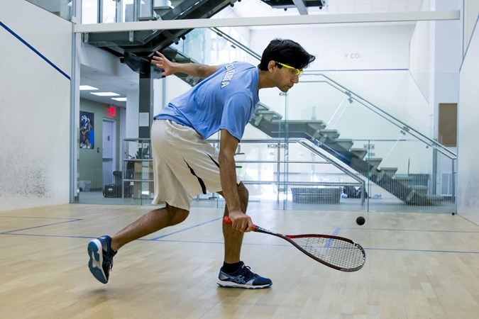 Men's Squash Falls To No. 2 Rochester - Columbia University Athletics