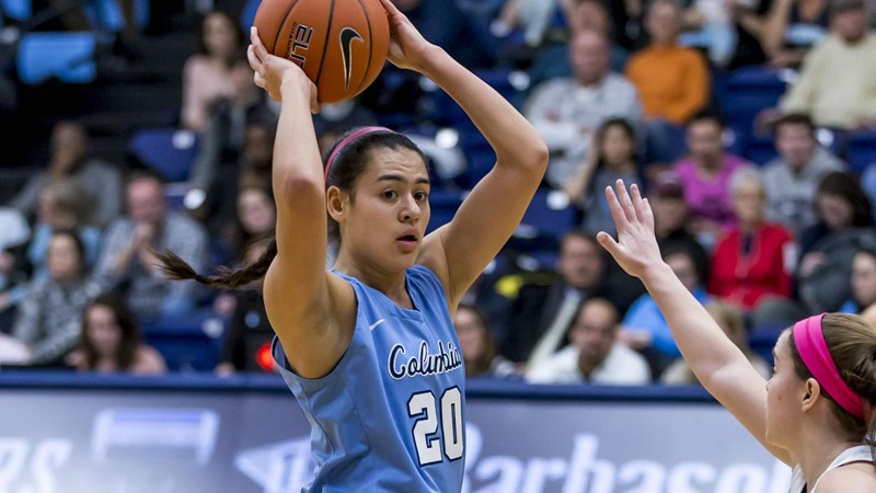 Durr Earns Fifth Ivy League Rookie of the Week Selection - Columbia University Athletics