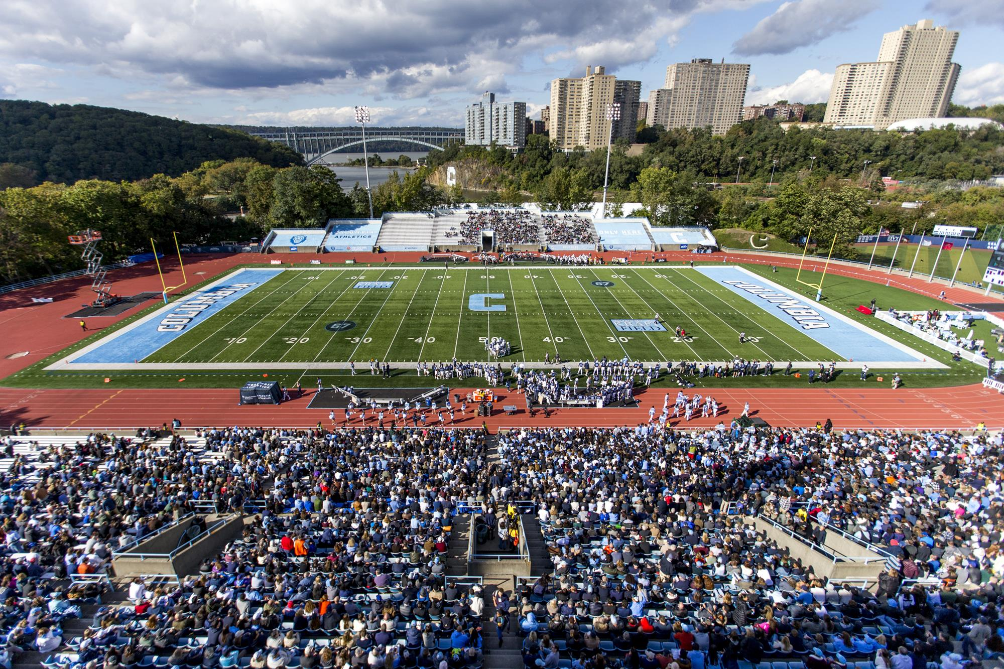Football Opens Ivy League Play at Princeton Saturday - Columbia