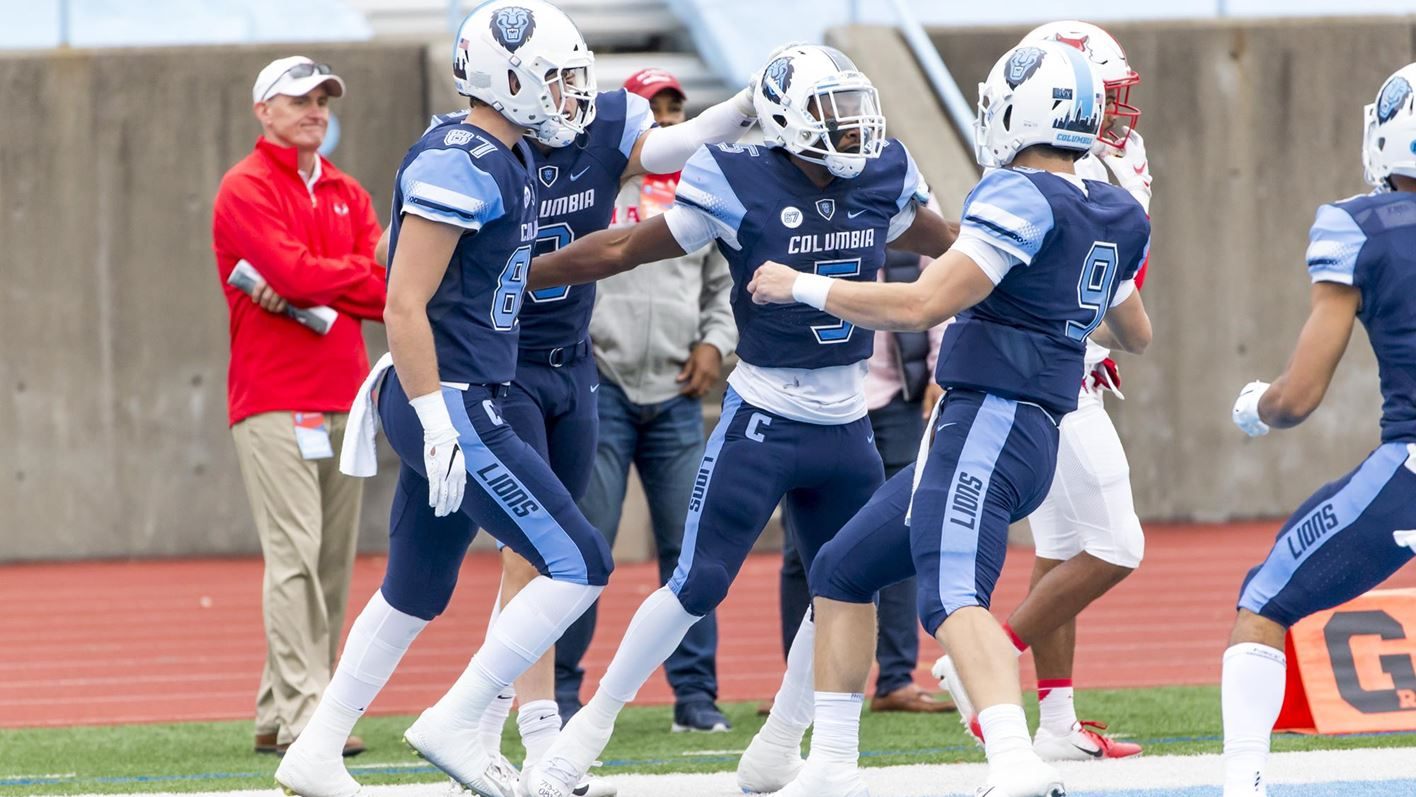 Ten Lions Named to Phil Steele Preseason All-Ivy League Team