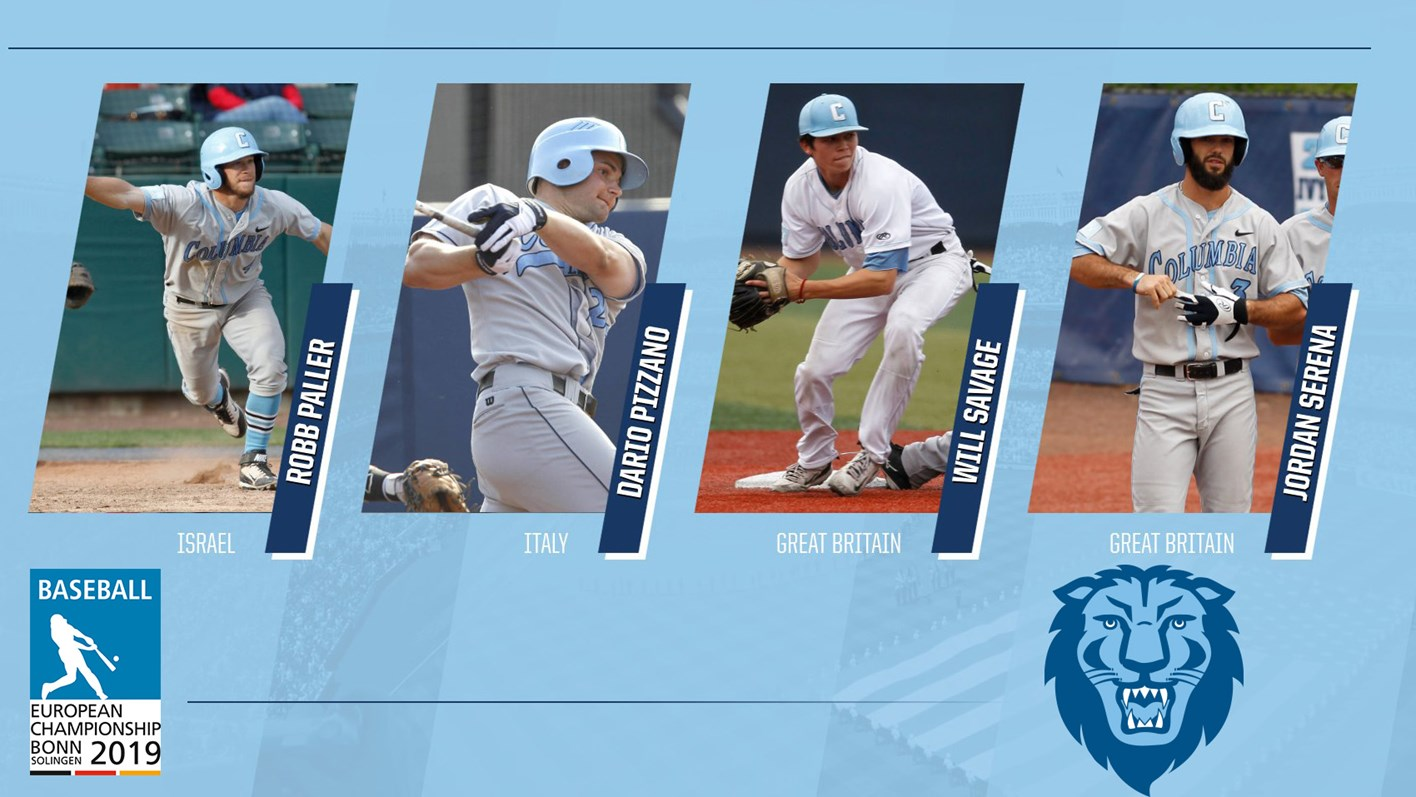 Baseball - Columbia University Athletics