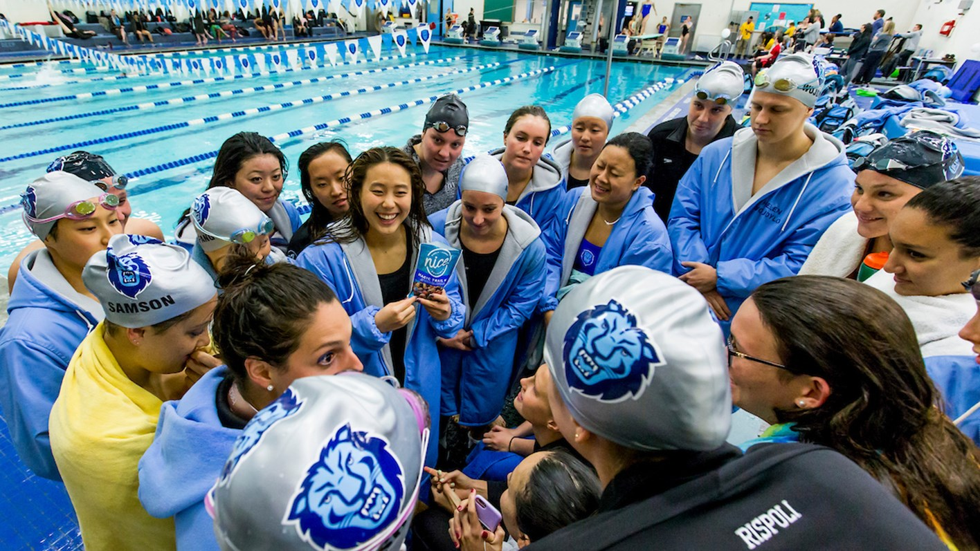 Women's Swimming and Diving - Columbia University Athletics